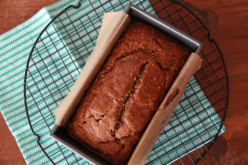 Crackly Rye Banana Bread » Dunk & Crumble
