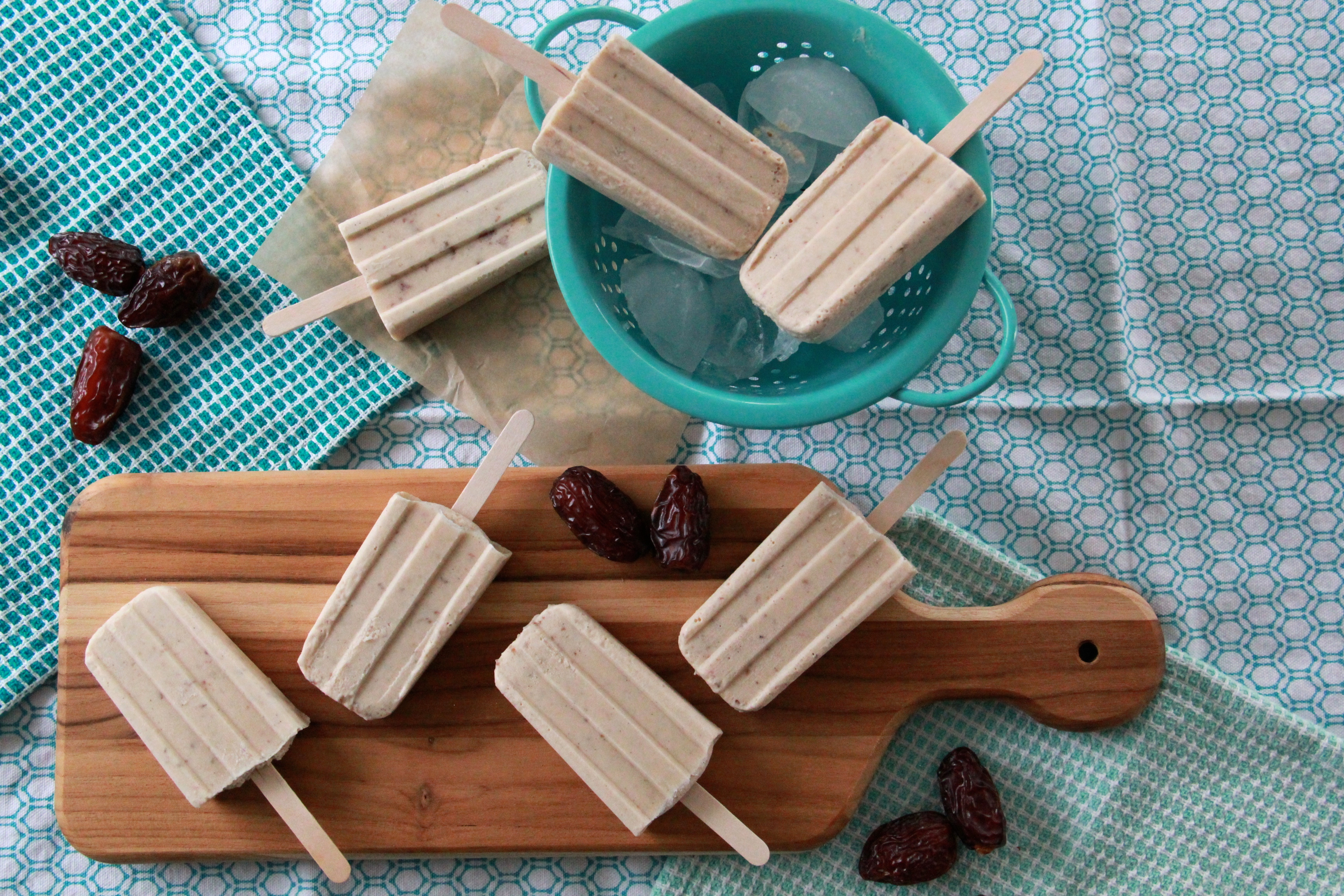 Date Shake Popsicles » Dunk & Crumble